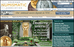 The American Numismatic Association