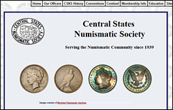 The Central States Numismatic Society